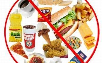 care sunt alimentele procesate